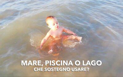 Cosa usare al mare con bambini: salvagenti, braccioli o cinturine?