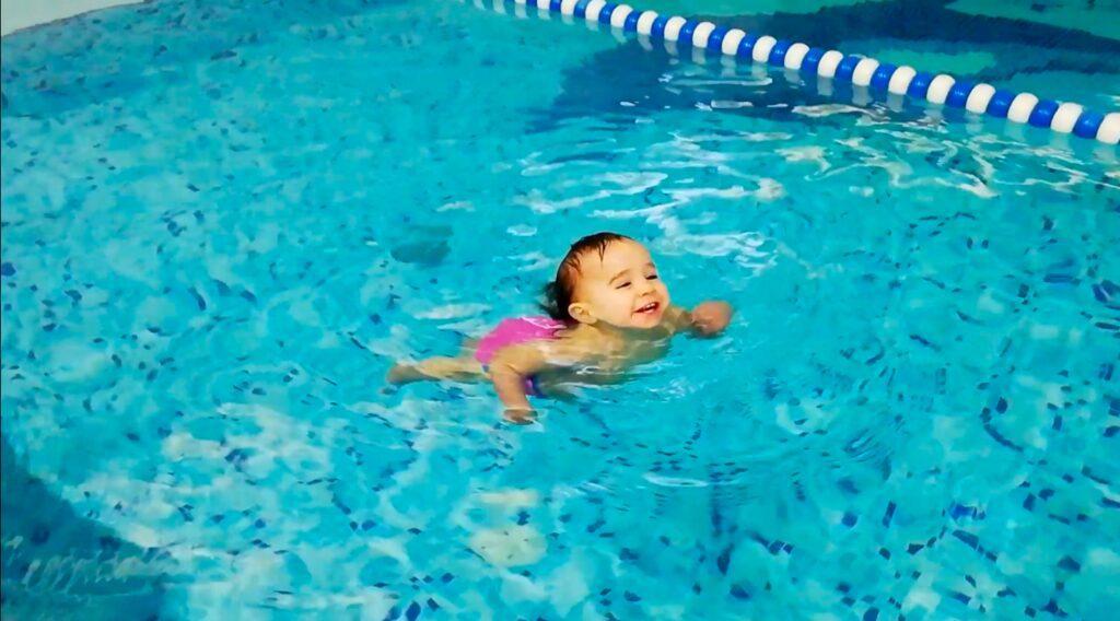 nuoto bimbi 0 a 3 anni