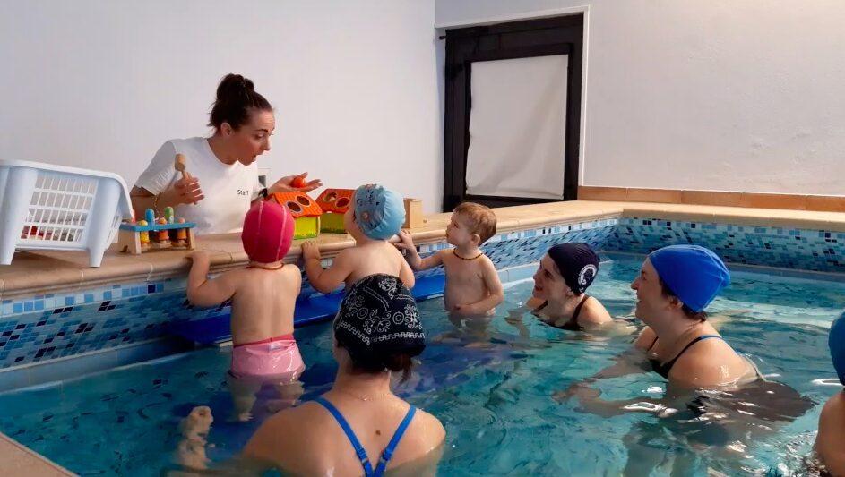 corso nuoto bimbi da 0 a 3 anni